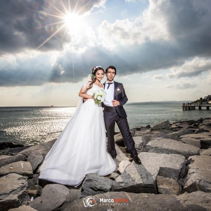Wedding in Istanbul