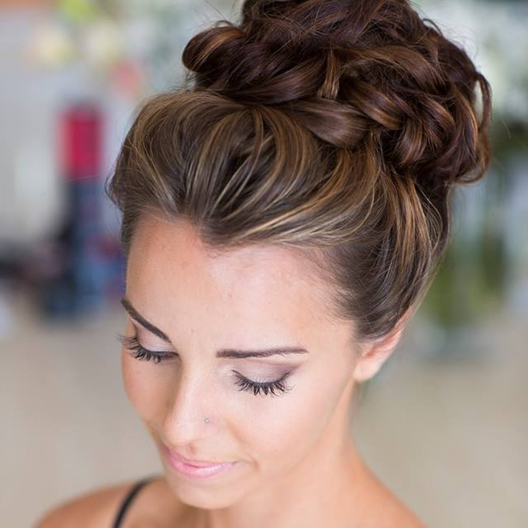 Real Brides Hair and Makeup