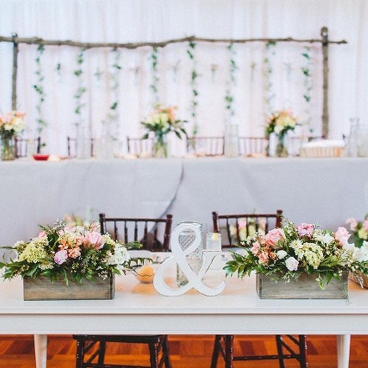 Ben & Caroline - garden style wedding