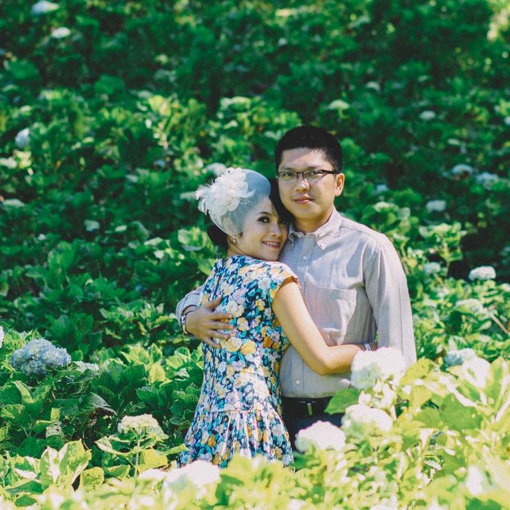 Pre Wedding Aldo & Meilani