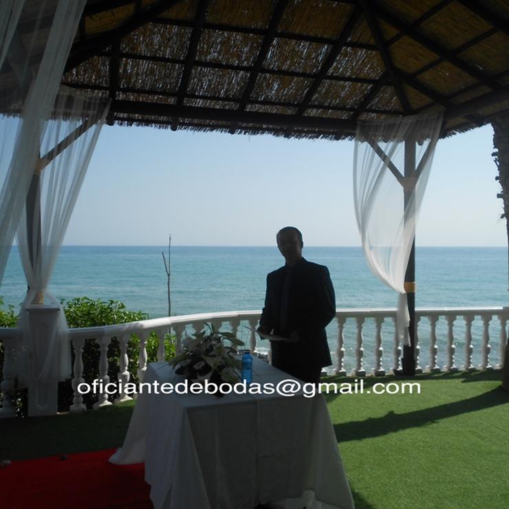 Oficiante bodas Malaga