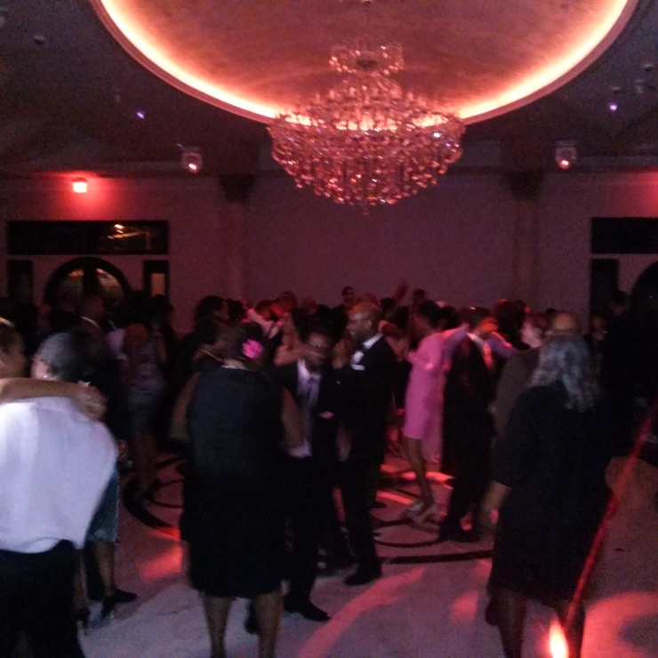 Mr and mrs knox wedding..entertainment provided by dj timdogg entertainment.