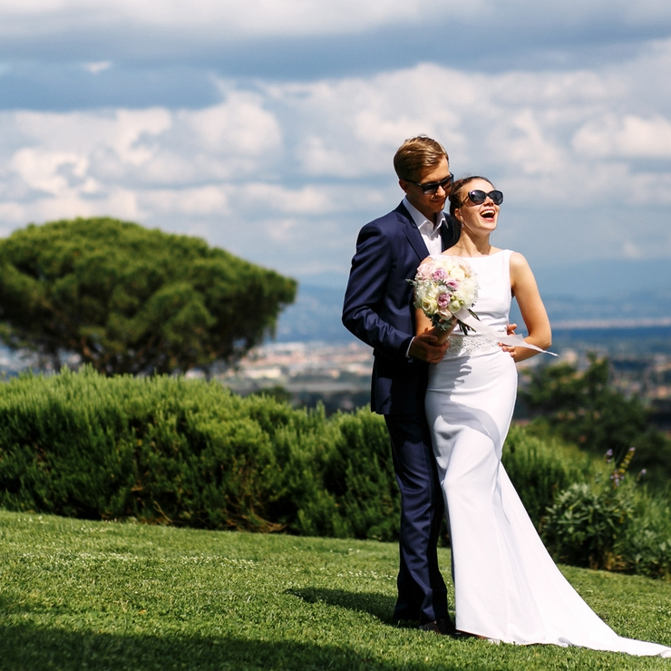 I&A Wedding in Tuscany