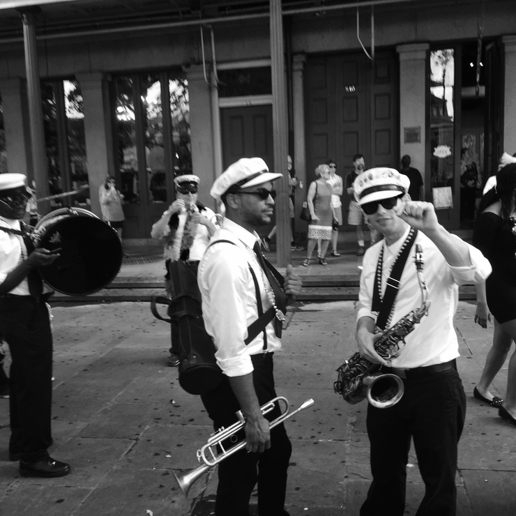 Brass Band For Your Wedding