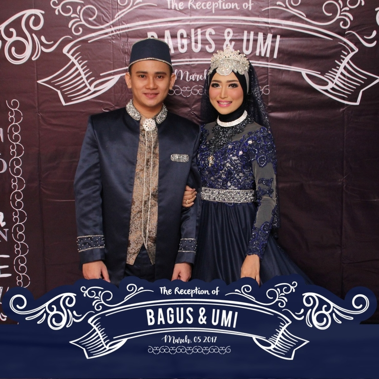 BAGUS & UMI WEDDING