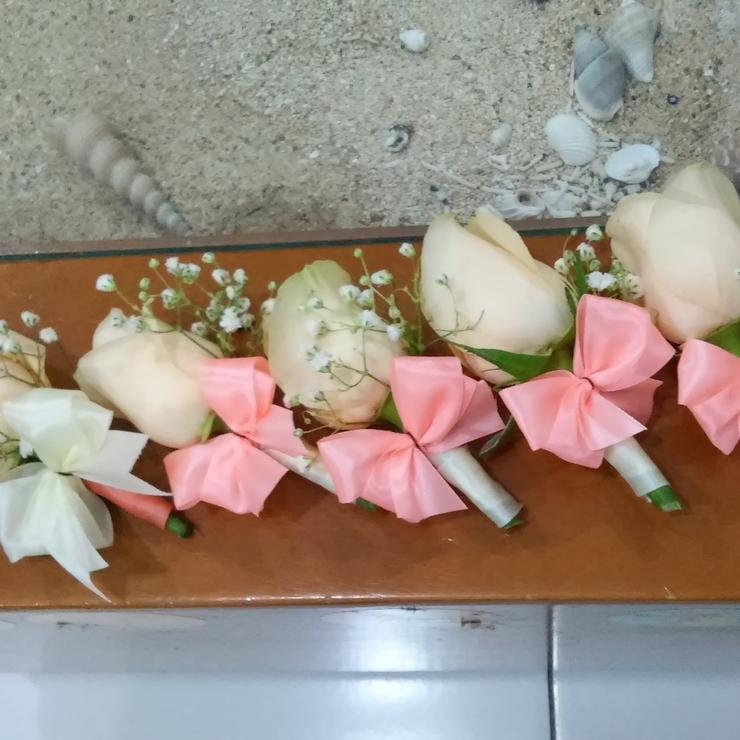 marissa wedding bouquet