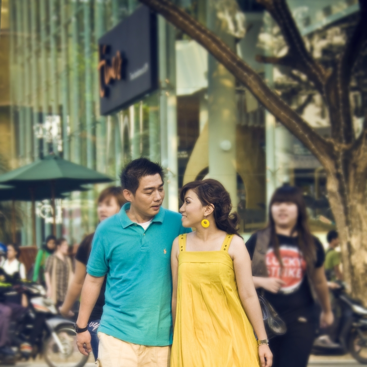 RENDRA+ELISA PREWEDDING