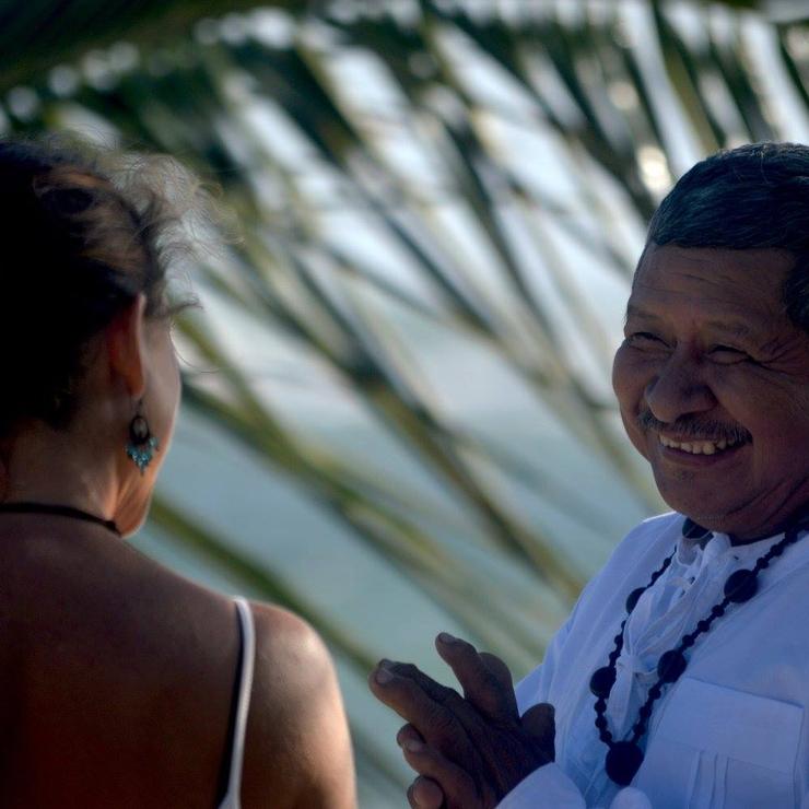 Mayan Wedding