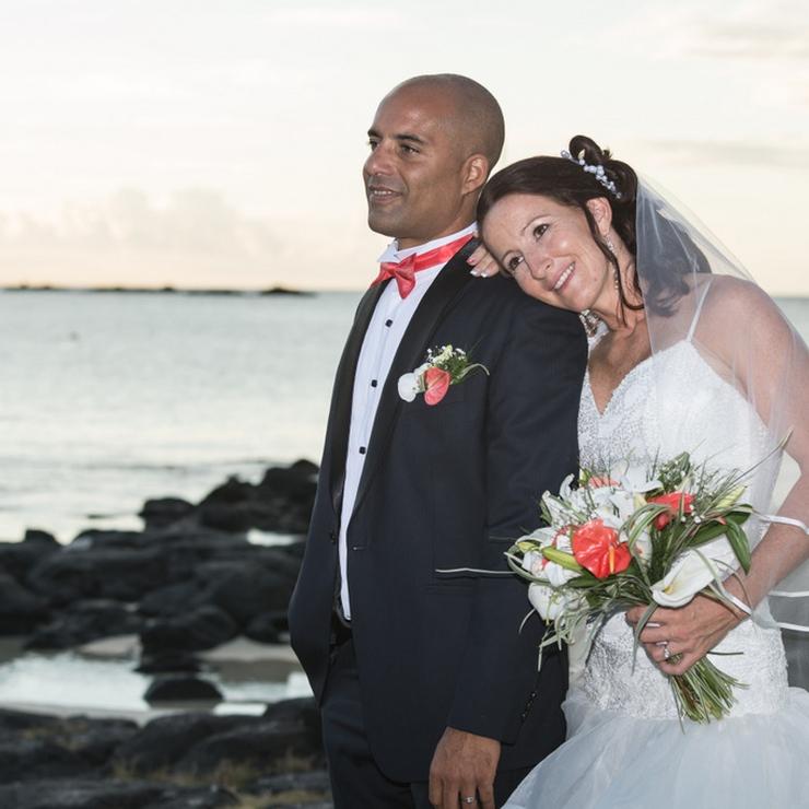Cap Malheureux Wedding - Mauritius