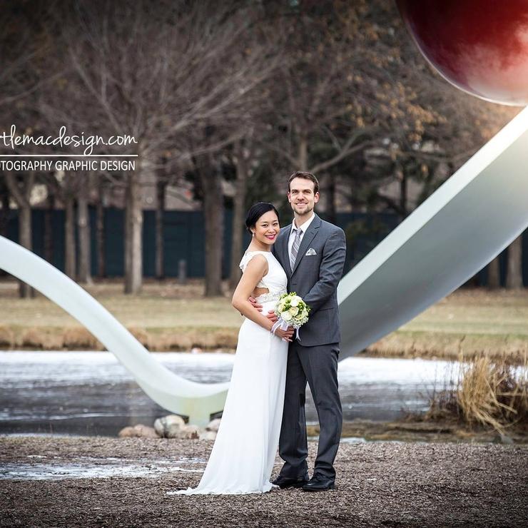 Mattana and Bryce Wedding