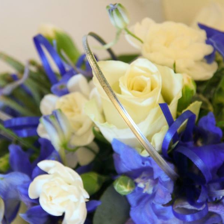 A Selection of wedding flowers