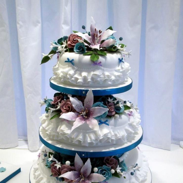 Dream Wedding Creations Wedding Cakes