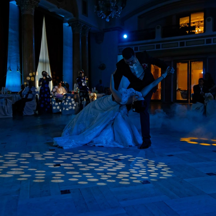 Wedding Dance in Brasov