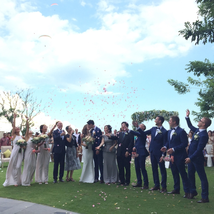 Pricillia and Ashley Wedding 28 August 2016