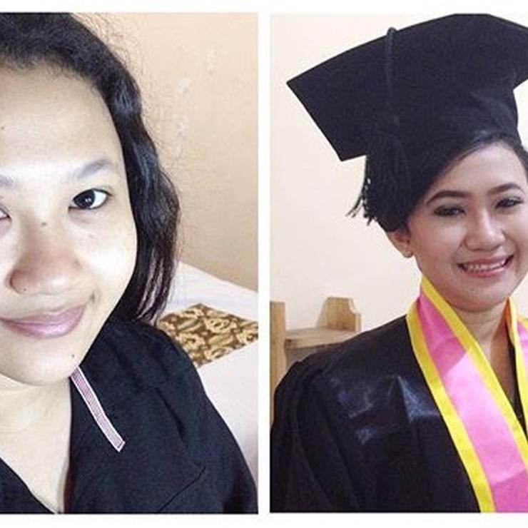 Graduation Make Up