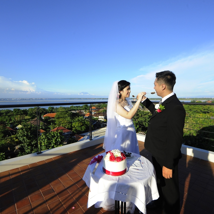 Wedding of Alvin & Jessica