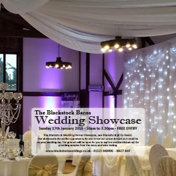 Blackstock Weddings - Events