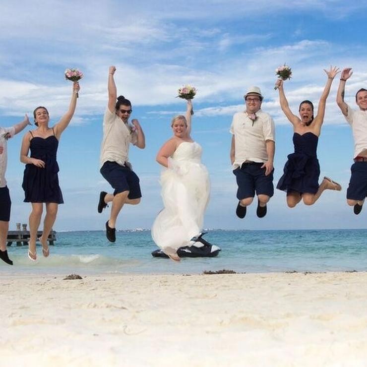 Helen & Ryan's Destination Wedding -November 2015