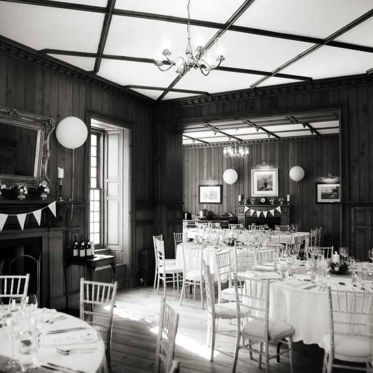 Assynt House Luxury Highland Wedding Venue