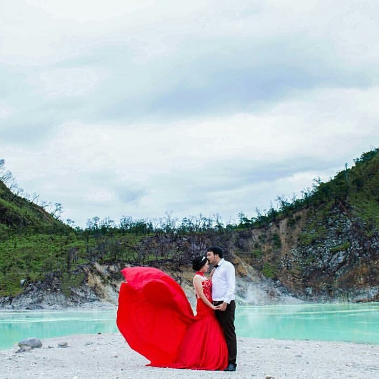 Heri and ivana prewedding