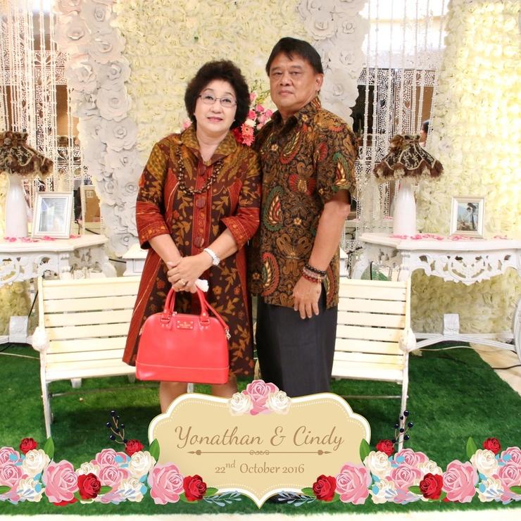 Yonathan & Cindy