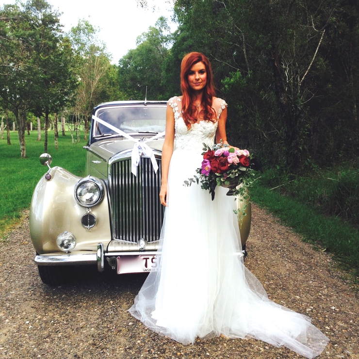 Bentley Classic Wedding Cars
