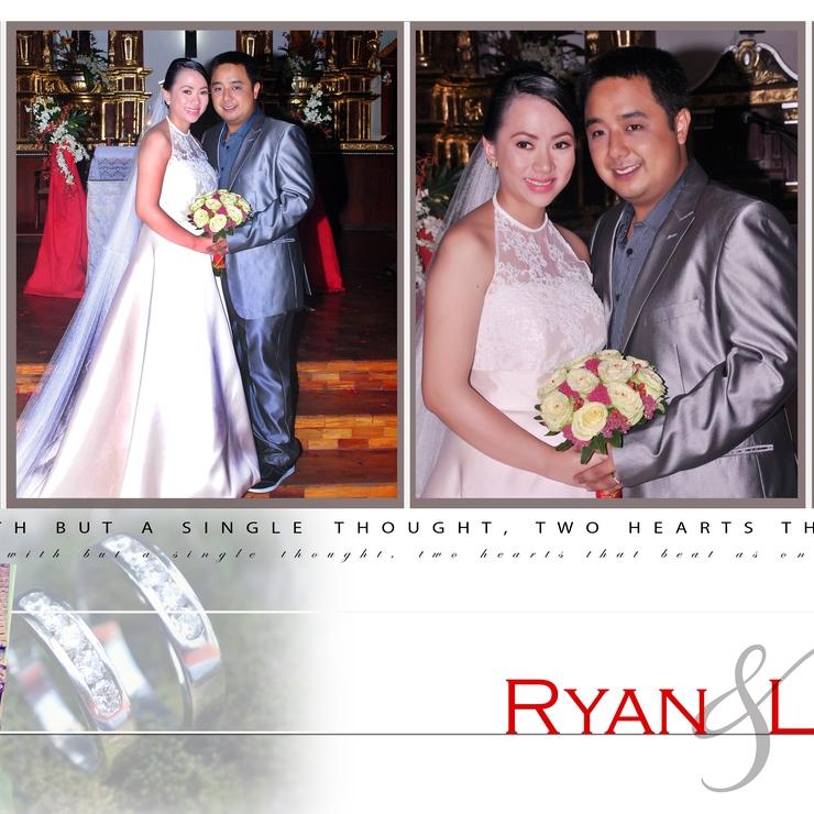 Ryan & Lourdes 01/31/12