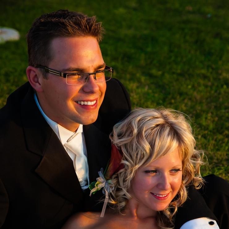 Travis and Megan Wedding