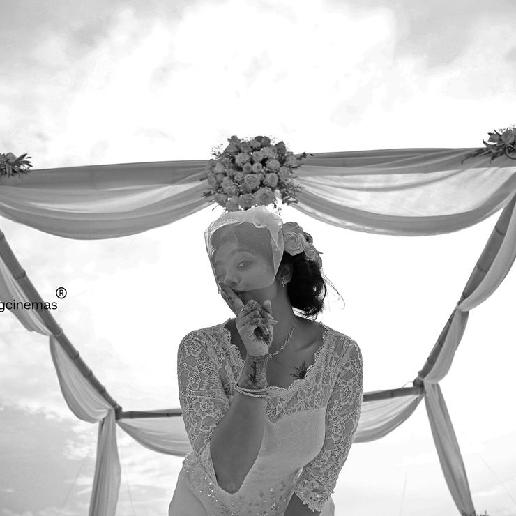 Eric lovo & Biji Basheer lovo Destination Wedding  Kovalam