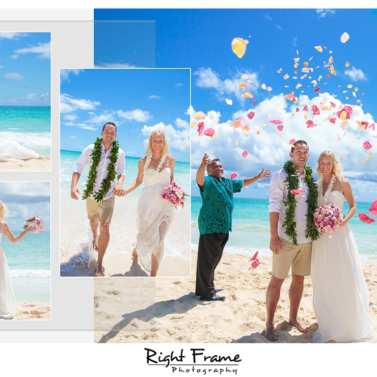 Hawaii Destination Beach Wedding