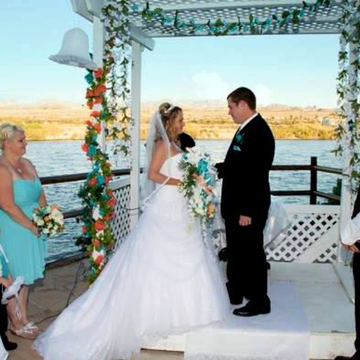 "Weddings at the ""Pointe"""