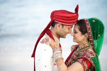 Ethnical groom style