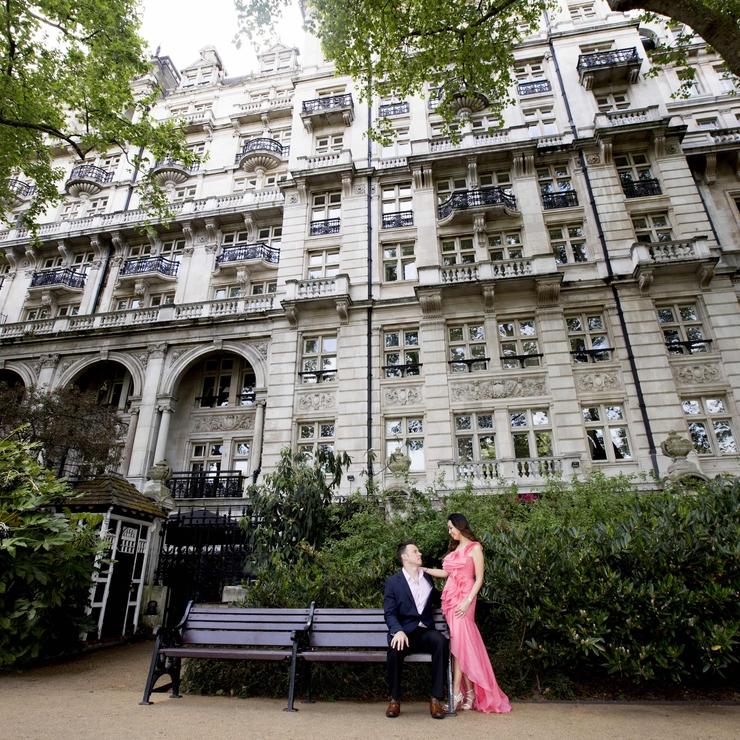Mike and Mavis destination pre-wedding