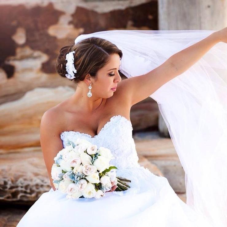 Jana's Wedding Day