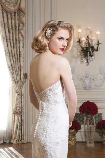 Vintage long wedding dresses