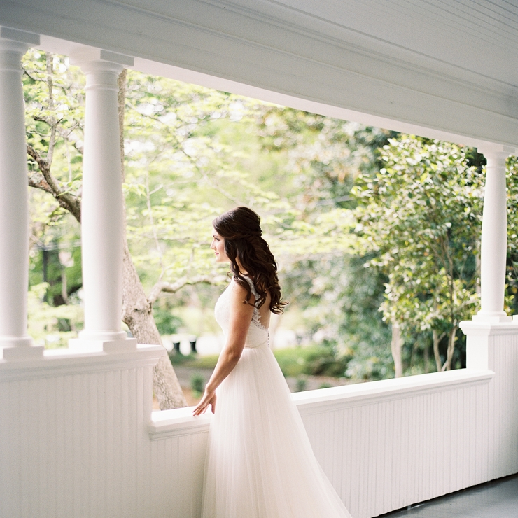 Bridal Portraits by Josh Deaton Photography