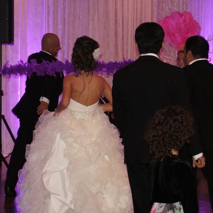 Melissa's Wedding