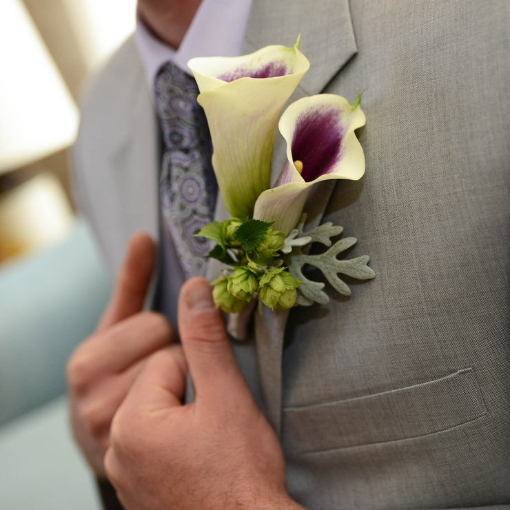 Bouquets and Boutonnieress