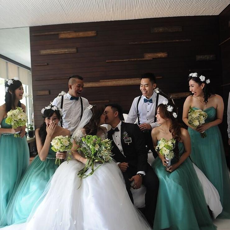The Wedding of Ken and Irene