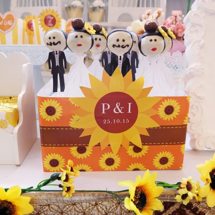Happy Wedding Panji & Isty!