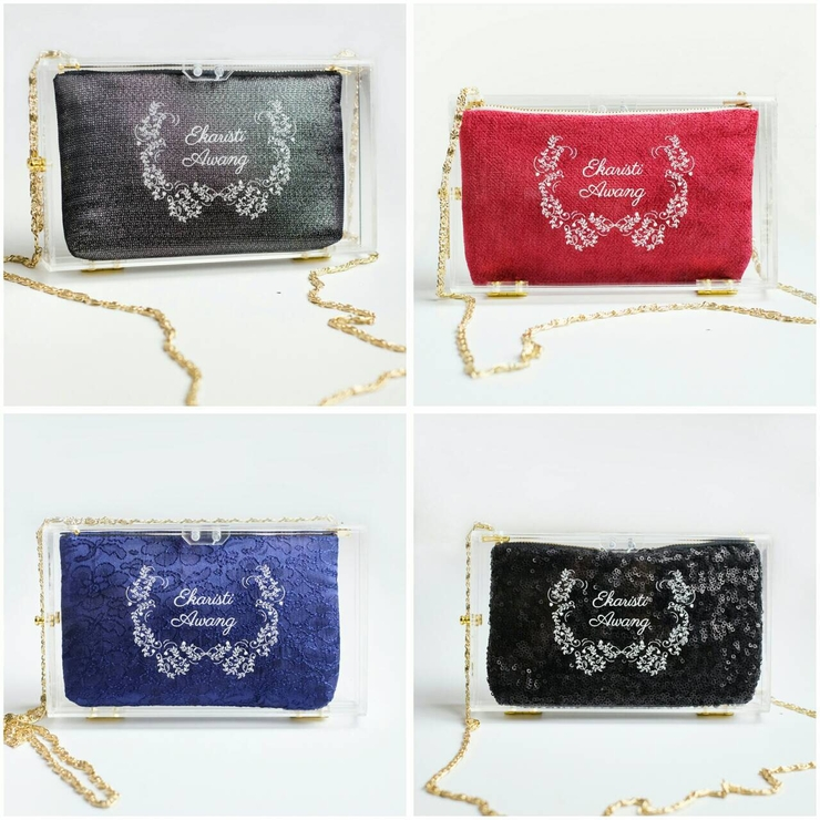 Personalized Clutches