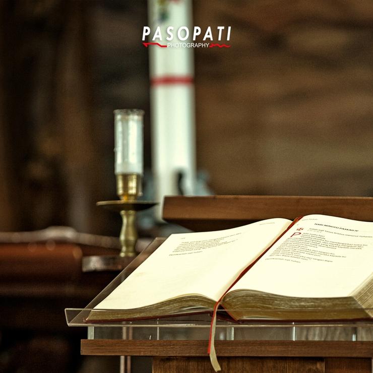 Holy Matrimony Alex & Bonita at Gereja Katolik Kristus Raja - Pejompongan Jakarta