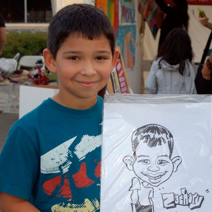 Live Caricature Drawings