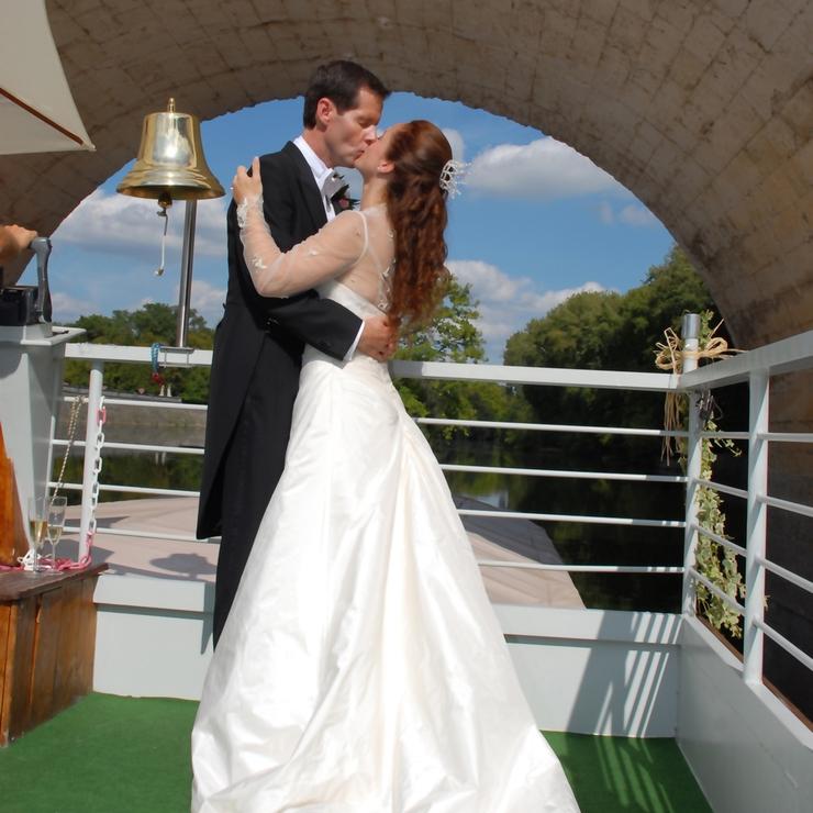 Wedding at Chateau de Chenonceau