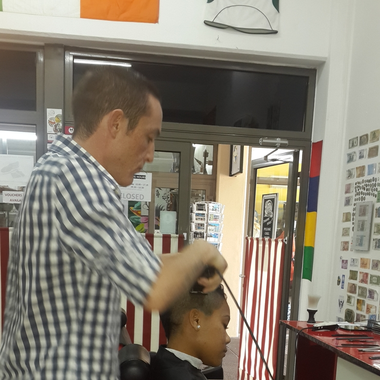 Haircuts & Shaving