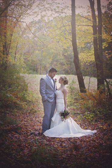 Autumn wedding photo session ideas