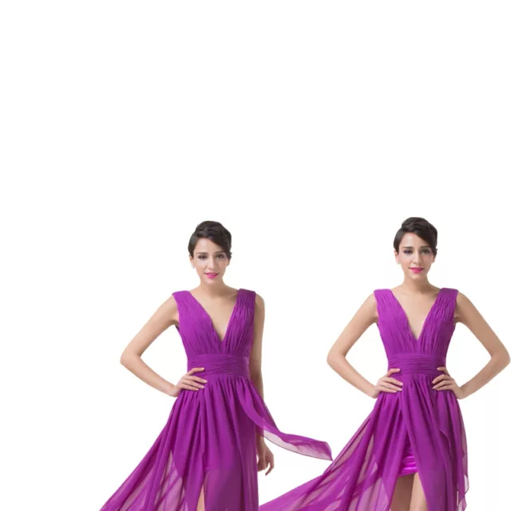 Stunning evening bridesmaid dresses