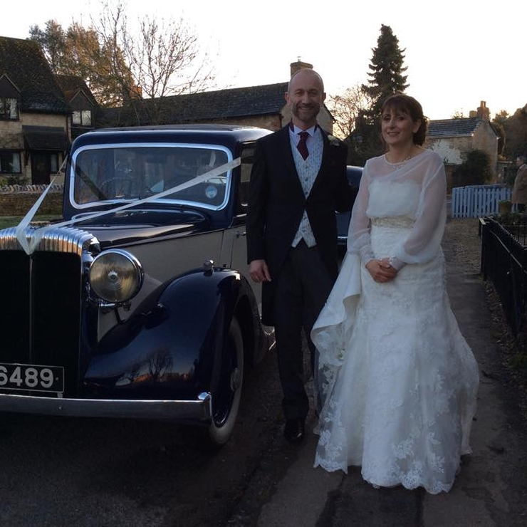 Mr & Mrs Willis, December 2014