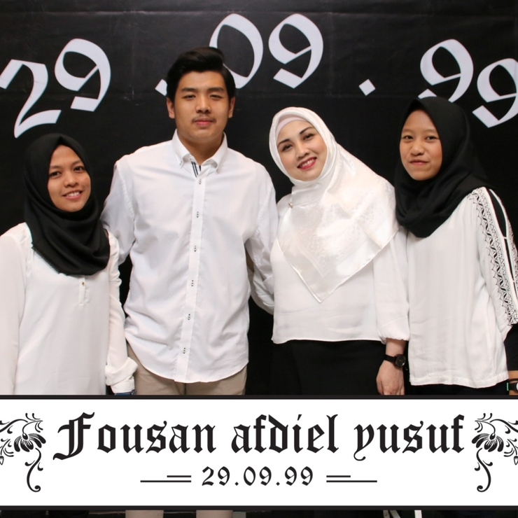 FOUSAN BIRTHDAY PARTY