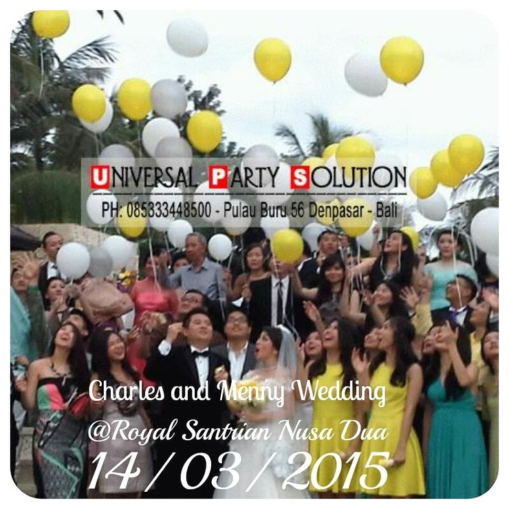 Charles and Menny Wedding
